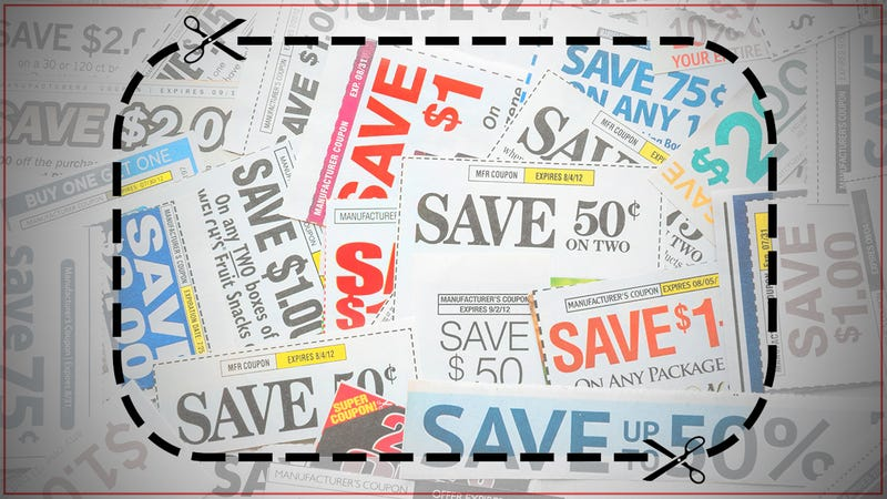Illustration for article titled The 15 Retailers That Offer the Most Coupons