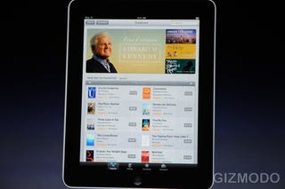 Illustration for article titled Apple iPad: Books, Magazines, Movies and Music