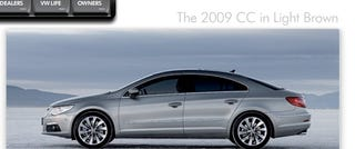 Illustration for article titled Volkswagen Passat CC Shall Be Known Merely As VW CC