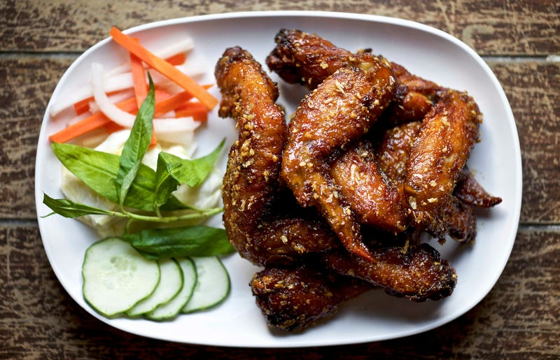 Image result for Ike's Vietnamese Fish Sauce Wings by Pok Pok