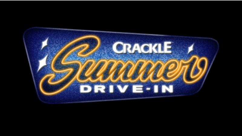 Illustration for article titled The A.V. Club to sponsor 10 days of programming of Crackle.com's Summer Drive-In Series