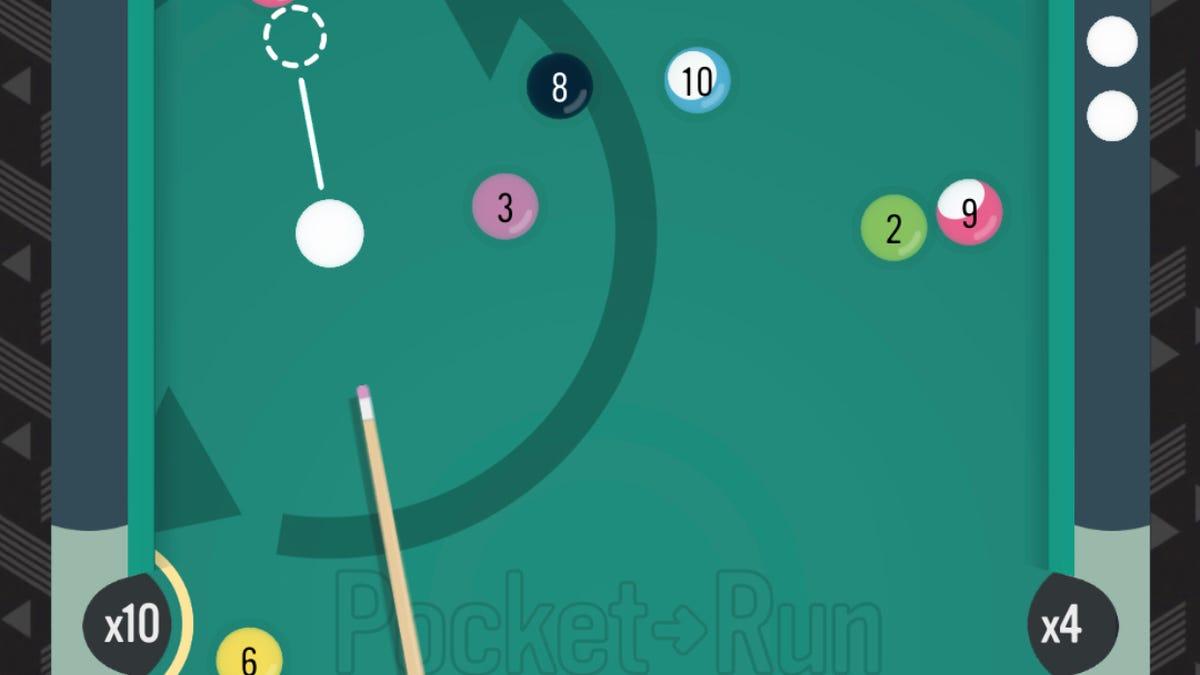 Pocket-Run Pool Is the Best Billiards Game on iOS