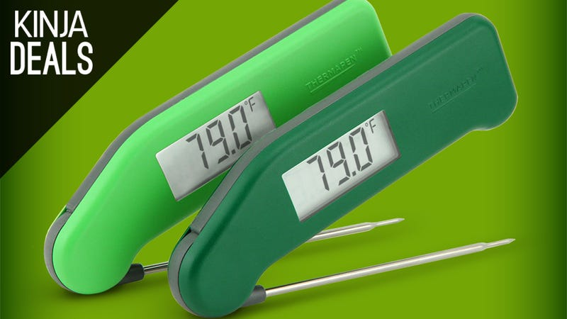 Illustration for article titled Green ThermaPens Are Getting a Rare Discount Today