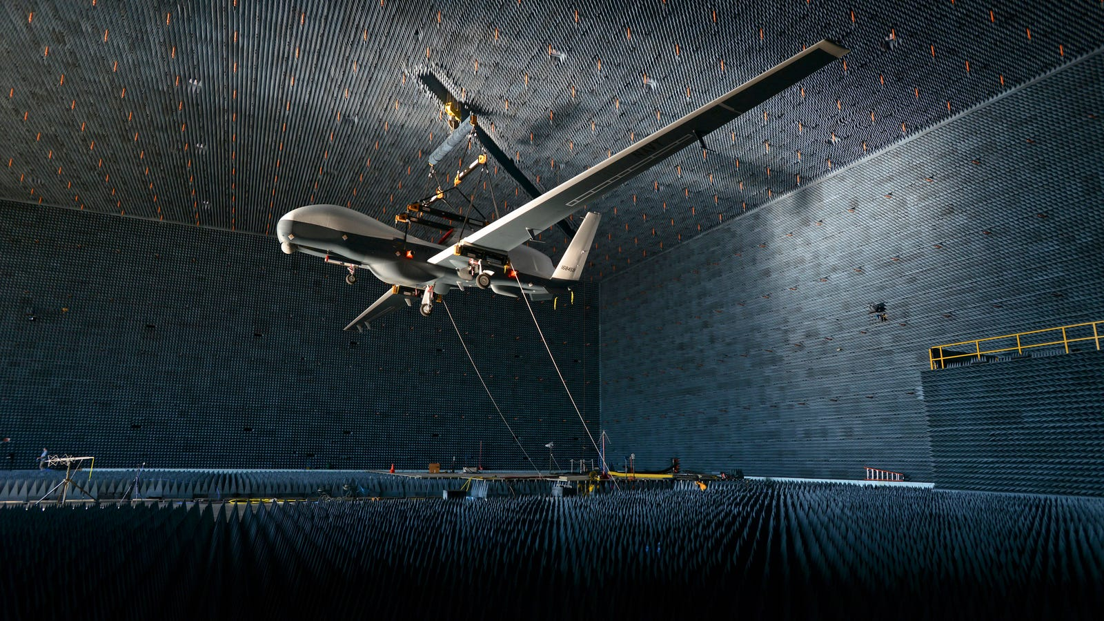 The Navy S Mq 4c Triton Enters The Sci Fi Realm Of The