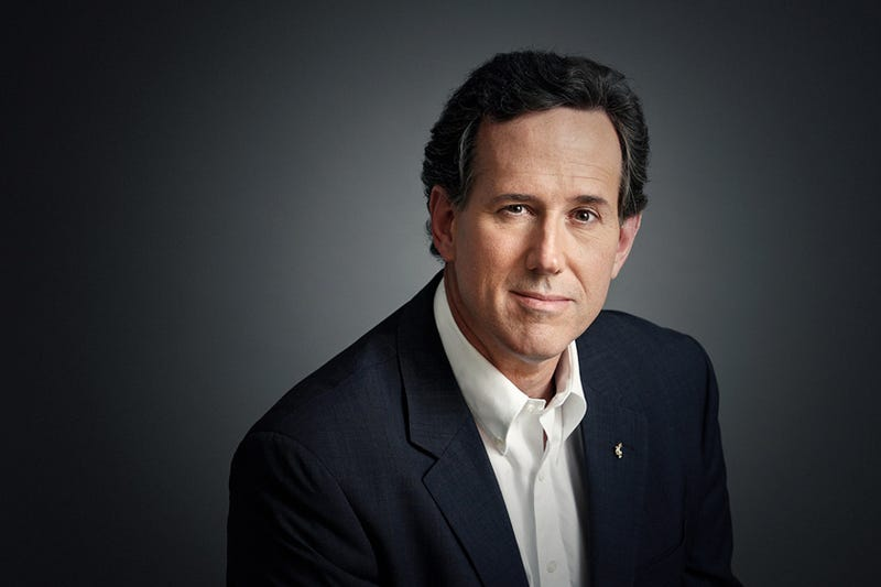 Illustration for article titled Rick Santorum, the Extremist in Search of a Cause