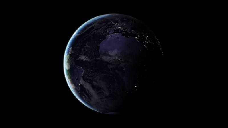 Todas las imágenes: Joshua Stevens / Observatorio de la Tierra de la NASA / Suomi NPP VIIRS / NOAA