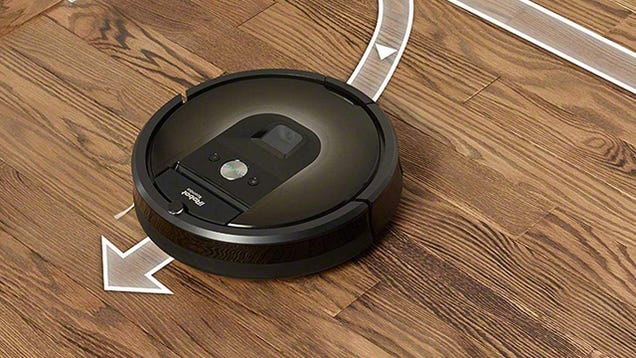 Get Cleaner Floors With a Refurbished Roomba 980, Down to $340 Today Only