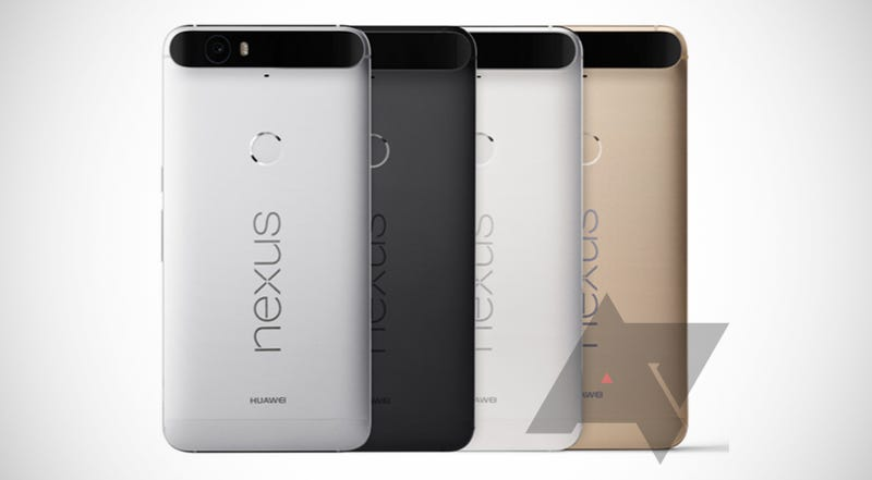 Illustration for article titled Nexus 5X and 6P Rumor Roundup: Everything We Think We Know [Updated]