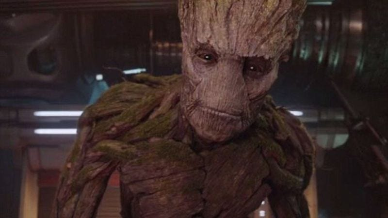 Illustration for article titled Read this: From what plants did Guardians Of The Galaxy's Groot evolve?
