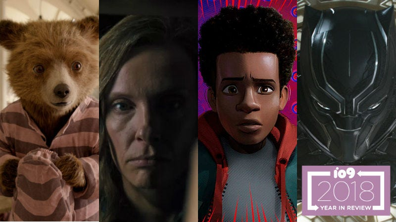 Some of the best films of 2018, all together.