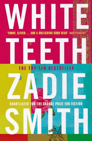 Illustration for article titled Literary superstar Zadie Smith, author of White Teeth, turns to speculative fiction and scifi