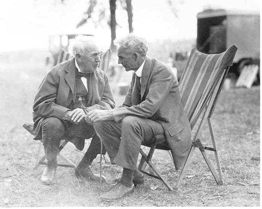 & How Henry Ford And Thomas Edison Killed The Electric Car markmcfarlin.com