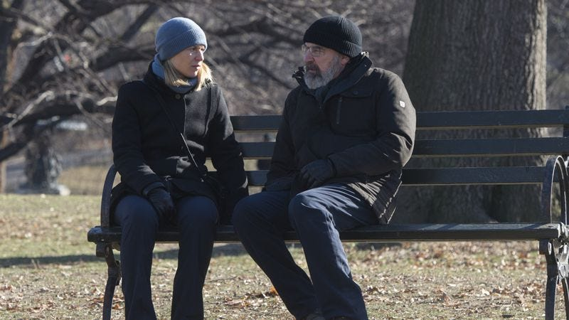 Claire Danes and Mandy Patinkin (Photo: Showtime)