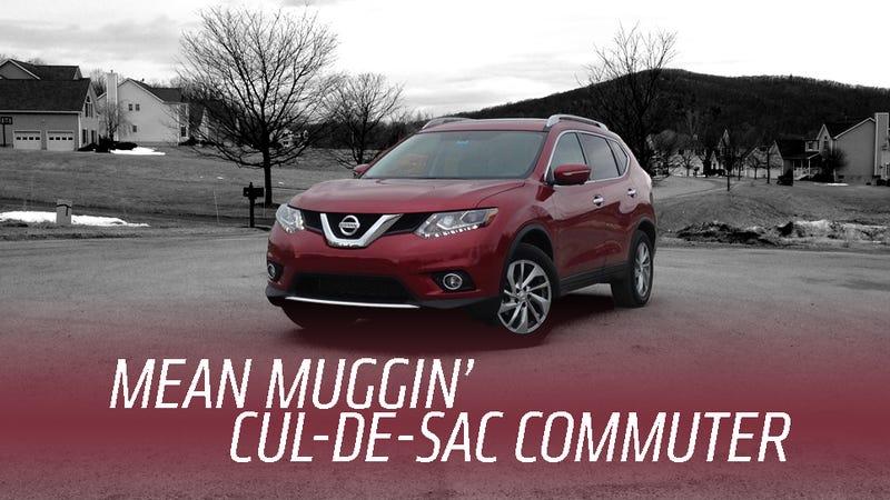 Nissan Rogue Towing Capacity