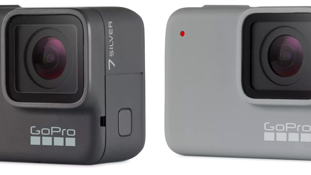 GoPro's Hero 7 Action Cameras: Features, Prices, Release Date