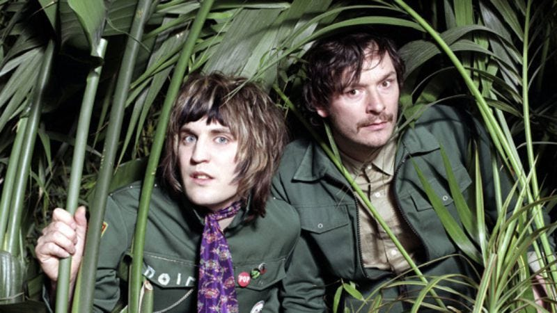 Illustration for article titled The Mighty Boosh's Julian Barratt and Noel Fielding