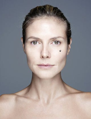 Illustration for article titled Here Is Heidi Klum Without Makeup