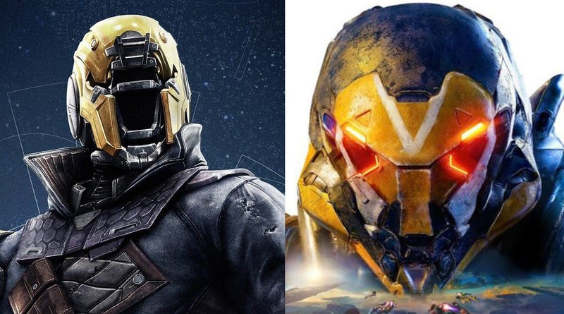 Illustration for article titled Anthem Looks Like Destiny, But Even Less Coherent
