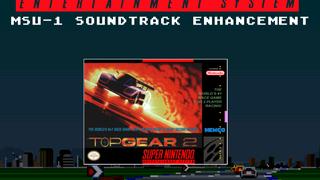 "Shiryu Music: Alternate SNES MSU1 ""Top Gear 2"" Soundtrack"