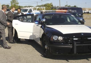 "Illustration for article titled Kuwait Orders 150 Dodge Charger Police Cars To Project ""An Image Of Strength And Power"""