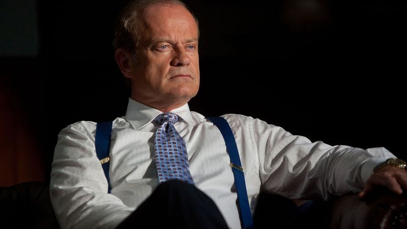 Illustration for article titled Renowned badass Kelsey Grammer to join fellow action heroes in Expendables 3