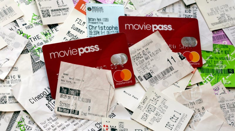 Illustration for article titled With New Unlimited Plan, MoviePass Swears It's Got Its Shit Together