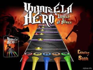 Illustration for article titled Vuvuzela Hero: The Buzz Builds