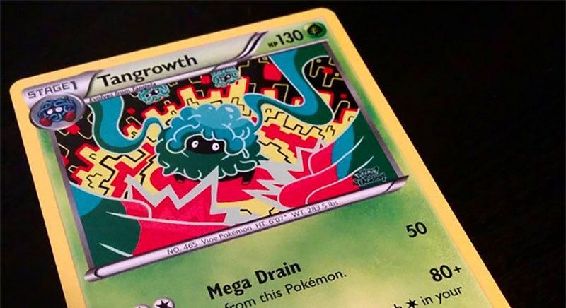 Illustration for article titled An OfficialPokémon Card Based On Fan's Art