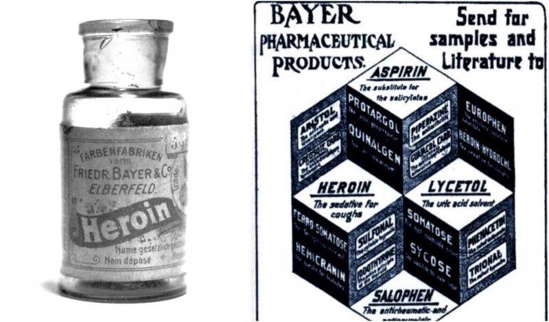 """""""La tos desaparece"""": cómo Bayer promovió la heroína para los niños como remedio para el resfriado"""