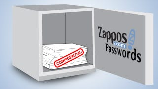Illustration for article titled Zappos Passwords Hacked: What You Need To Do Right Now