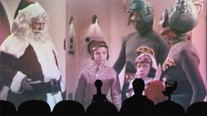 Mystery Science Theater 3000: Santa Claus Conquers The Martians