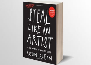 Illustration for article titled Steal Like an Artist - A Review (Kind Of)