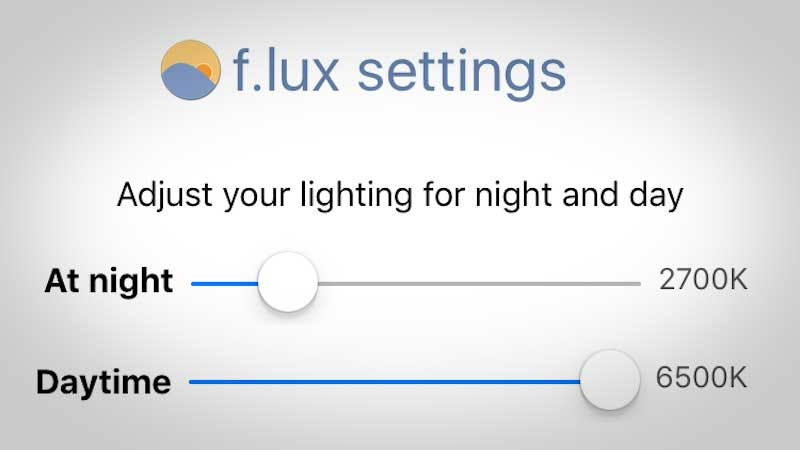 F.lux Is Available for iOS, No Jailbreak Required