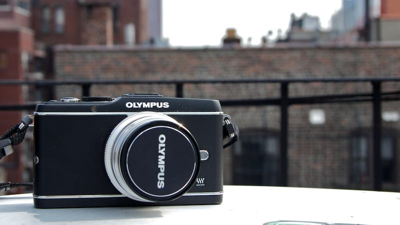 Illustration for article titled Olympus PEN EP-3: Micro Four-Thirds Is Starting to Get Good. Real Good.