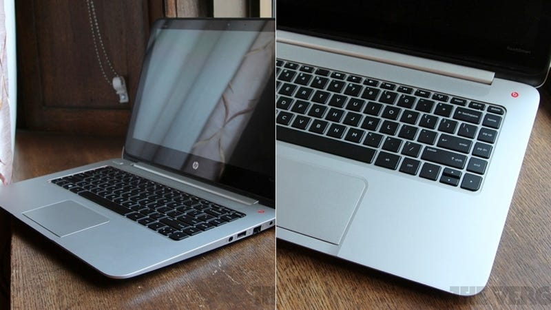 Illustration for article titled This Is HP's Take on the Retina MacBook Pro