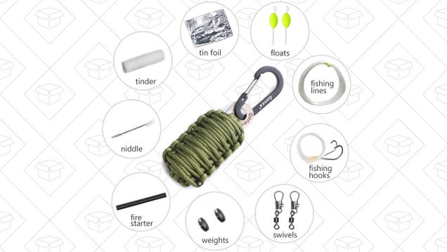 Survive The Coming Apocalypse With This $7 Survival Grenade