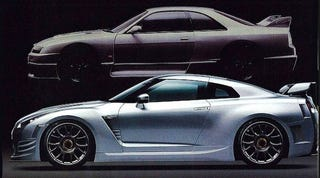 Illustration for article titled 600 HP Nissan GT-R LM Edition Rumored