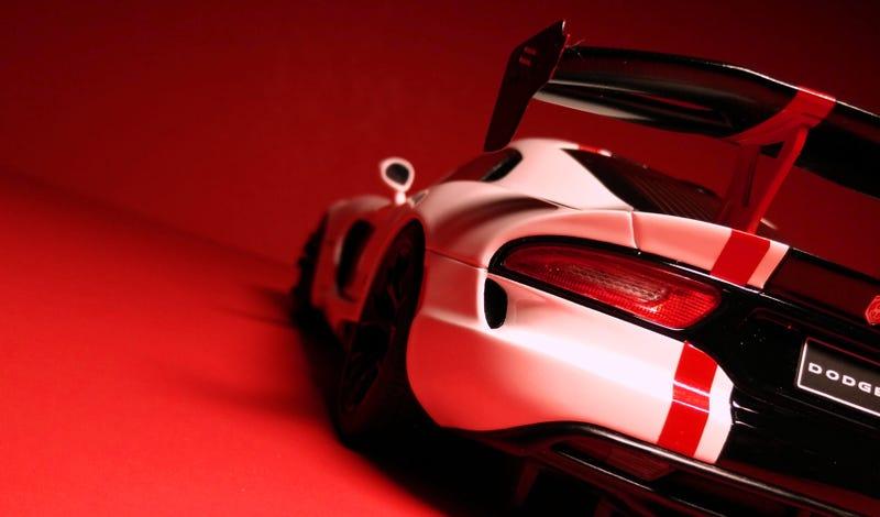 Illustration for article titled Dodge Viper ACR, by GT Spirit