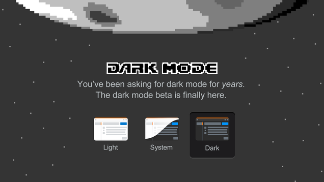 How to Turn on Stack Overflow s New Dark Mode Setting