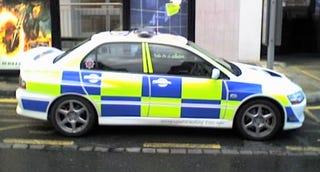 Illustration for article titled UK Police Evo!
