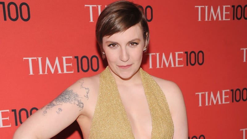 Illustration for article titled Lena Dunham Simultaneously Peaks and Hits Rock Bottom