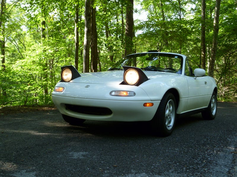 Illustration for article titled Slaying the Dragon; 4 Days of Miata Ownership