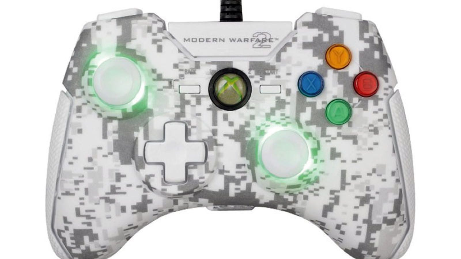 Modern Warfare 2 Xbox 360 Combat Controller Review: Plugged In