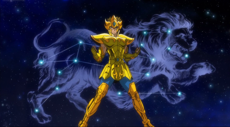 Illustration for article titled Toei made Soul of Gold for respect to Kurumada and Saint Seiya Next Dimension