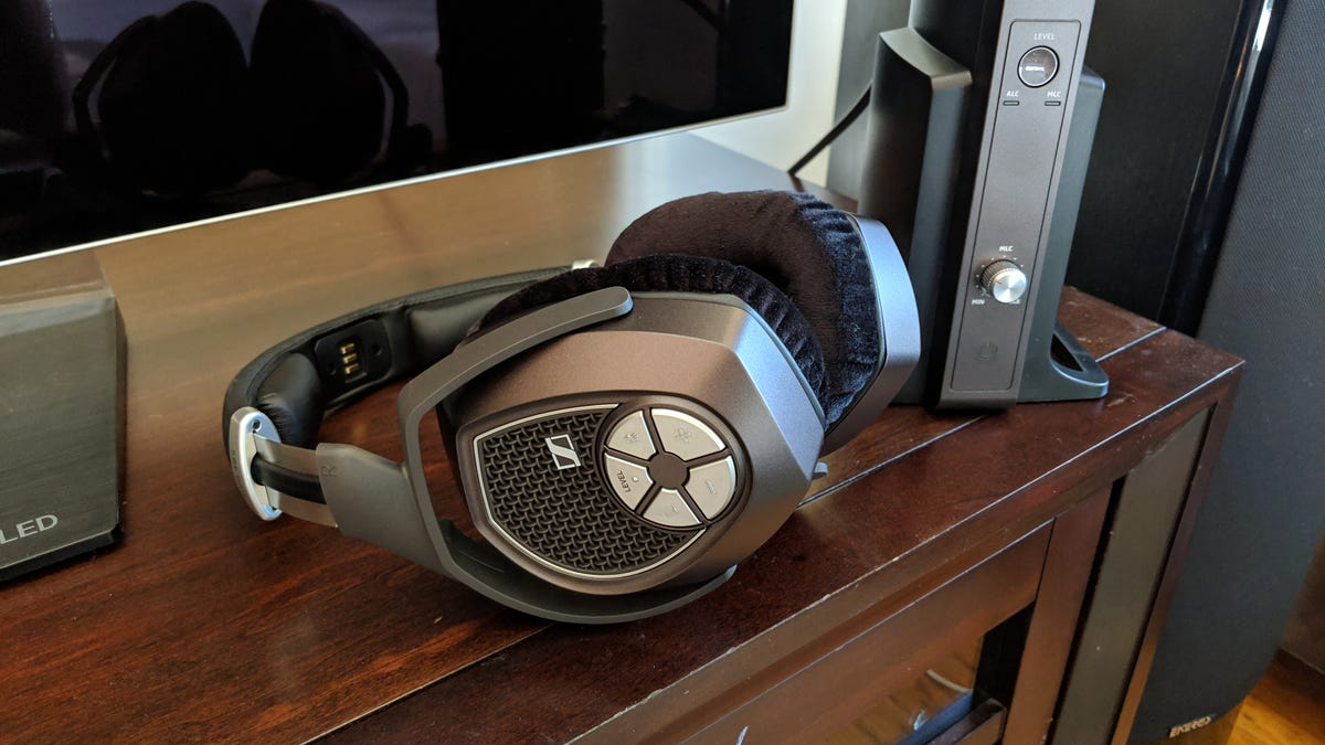 The Best Tv Headphones How To Use Sennheisers Rs Line