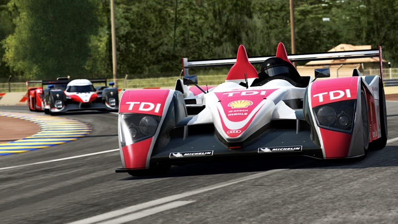 Illustration for article titled Forza Motorsport 3: Le Mans Screen Shots, Partial Car List
