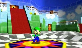 Illustration for article titled Mario 64 Used To Have Multiplayer