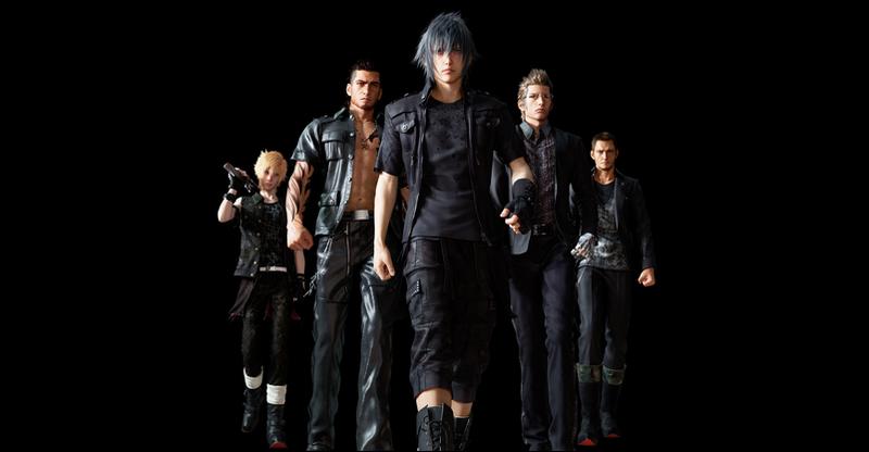 Illustration for article titled Primeras imágenes de juego real y en directo de Final Fantasy XV