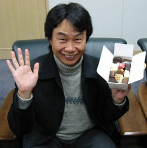 Illustration for article titled Miyamoto Laughs (Kinda) at Other Motion Control Projects