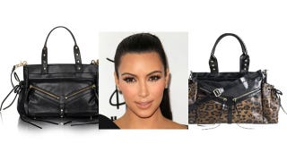 Illustration for article titled Kardashian Kollection Offers Distinctive Knock-Off Handbag